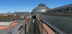 Highline Galleria, un percorso di 250 mq con vista su Milano
