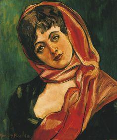 Francis Picabia, VISAGE DE FEMME