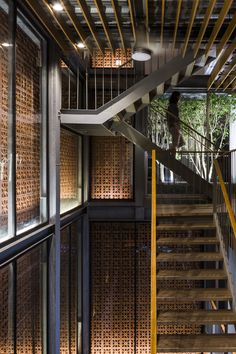 Image 1 of 21 from gallery of The Lantern / Vo Trong Nghia Architects. Photograph by Hiroyuki Oki
