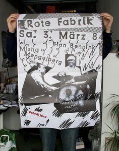 Poster Tribune on http://www.clikclk.fr
