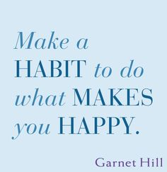 Find a New Habit!