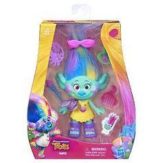 dreamworks trolls harper 9 inch figure target troll dolls gifts for family