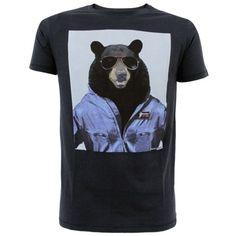 Hugo Boss Orange Boss Orange Bear Squad Navy T-Shirt
