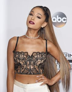 Ariana Grande AMAs 2016