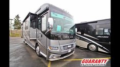 2018 Newmar New Aire 3341 Class A Luxury Diesel Motorhome Video Tour • G...