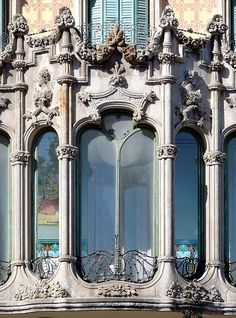 Cases Ramos  1906  Architect: Jaume Torres i Grau
