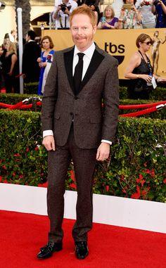 Jesse Tyler Ferguson from Best Dressed Men at the 2015 SAG Awards | E! Online
