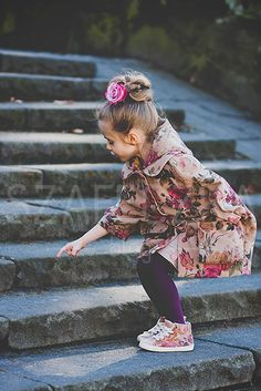 #kidsfashion kids fashion, girls fashion, flower, rose www.szafeczka.com