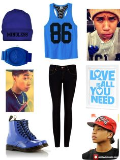 """Roc Royal!!❤❤"" by kayla-winston ❤ liked on Polyvore"
