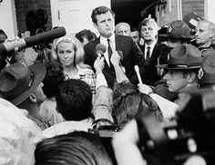 Résultats de recherche d'images pour « edward kennedy chappaquiddick incident » Ted Kennedy, Massachusetts, Sad, Memories, Women, Memoirs, Souvenirs, Remember This, Woman