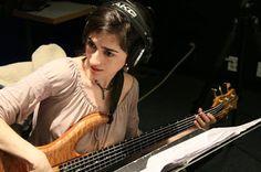 Bass_Life: AMANDA RUZZA: O Jazz em boas mãos