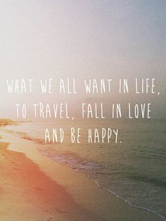 Travel. Love. Happiness. www.republicofyou.com.au