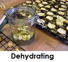 Dehydrating Food for food storage. Another great way to preserve the harvest plus dehydrator reviews.