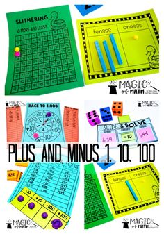 Teaching Strategies for Plus and Minus 1, 10, 100