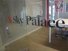 Office conference room door sign nyc vinyl office door sign nyc we specialize in custom door - Glass office door signs ...