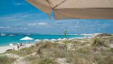 7 Formentera Beach Clubs & Seaside Restaurants To Visit Seaside Restaurant, Beach Club, Ibiza, Caribbean, Restaurants, Nature, Travel, Naturaleza, Viajes