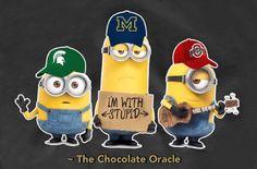 Michigan Wolverines Football, Michigan State University, Football Rivalries, Football Memes, Nfl Football, College Football, Michigan Gear, Michigan Go Blue, Alma Mater