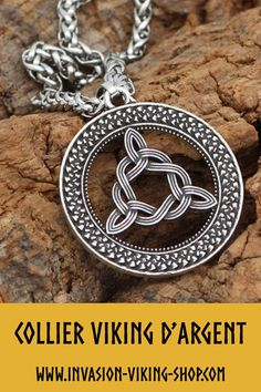 Pendentif Marteau Thor Viking Protection Game of Bronze Fait Main celte Celtique