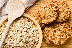 RECEPT: Zdravé sušenky z ovesných vloček