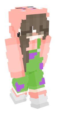 Girl Skins de Minecraft | NameMC Minecraft Skins Animals, Minecraft Skins Cute Girl, Minecraft Skins Rainbow, Minecraft W, Capas Minecraft, Minecraft Designs, Skin Mine, Minecraft Skins Aesthetic, Mc Skins