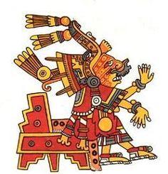 Xochiquétzal, diosa azteca