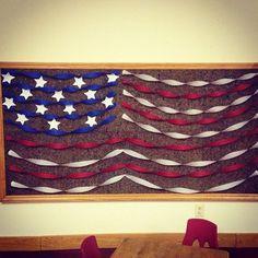 patriotic decoaration ideas   ... decorating ideas july bulletin boards classroom ideas patriotic