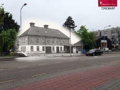 Het voormalige gebouw van het Witte Kruis aan de Kwakelkade in Alkmaar. #timewarp