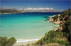 Voulisma beach - Istro, Lasithi