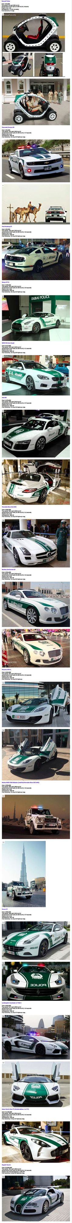Parties   Illustration   Description   Yes, these are cars that the Dubai police force actually use.    – Read More –