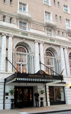 Hermitage Hotel   Travel   Vacation Ideas   Road Trip   Places to Visit   Nashville   TN   Luxury Hotel   Architectural Site   Boutique Hotel   Historic Site   Hotel