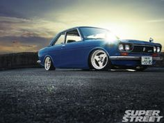 Datsun Bluebird, Old Things, Things To Come, Datsun 510, Japanese Cars, Retro Cars, Blue Bird, Jdm, Old School