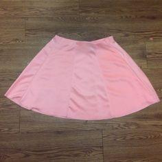 Skirt Super cute slip on skirt. Light pink color. Rue 21 Skirts Mini