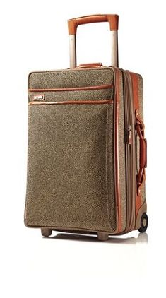 Carry-on Luggage Collections | Hartmann Luggage Tweed Belting Mobile Traveler EXP Upright 22 Walnut Tweed One Size >>> Continue to the product at the image link. Note:It is Affiliate Link to Amazon. #me
