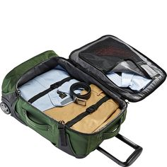 Boyt Edge Softside Upright Duffel 21 - eBags.com