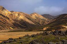 Land der bunten Berge von Michael H. Voß