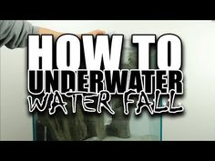 ▶ HOW TO: Build an underwater waterfall sand fall (sand fall)- YouTube. Published on Mar 15, 2015.