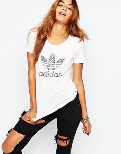 adidas Originals La Trefoil Logo T-Shirt