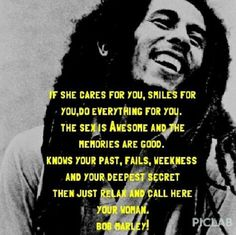 If Shes Amazing She Wont Be Easy Quote Bob Marley Quotes