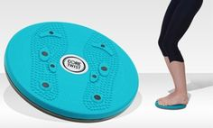 Groupon - Core Twist Abdominal-Trimming Foot-Reflexology Disc in [missing {{location}} value]. Groupon deal price: $13.99