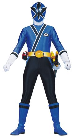 As Spy Ranger Blue, she has a dolphin motif. Description from powerrangersfanon.wikia.com. I searched for this on bing.com/images
