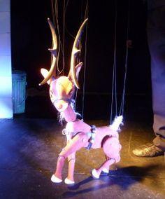 Le Theatre de Marionette via dallasmomsblog.org #Dallas #kids #activities