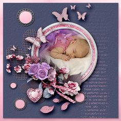 *Touching my heart* by Vanessa's Creations http://www.digiscrapbooking.ch/shop/index.php…