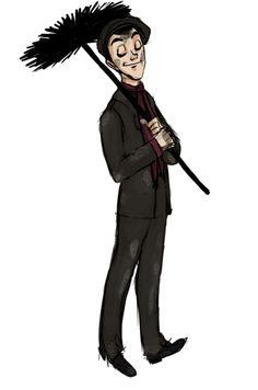 Bert From Mary Poppins