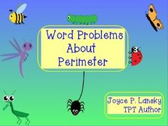 This is a one or two day lesson that reinforces skills in solving perimeter of rectangles through the use of challenging word problems. The lesson was made for gifted third graders but may be used for older students in a regular classroom. Students may solve these word problems independently or with a group.