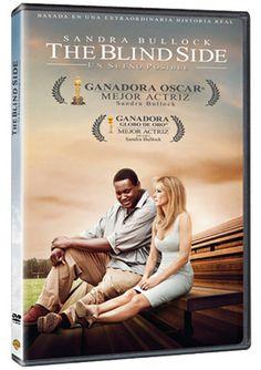 The Blind Side (Un sueño posible) (2009) EEUU. Dir.: John Lee Hancock. Drama. Baseado en feitos reais. Familia - DVD CINE 1883