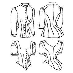 153 best 1885 women s fashions images belle epoque vintage Forbes Magazine 1885 cuirass bodice