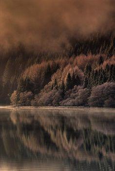 Loch Chon, Scotland