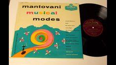 Mantovani And His Orchestra – Musical Modes - 1956 - full vinyl album Vintage Dance, Vintage Music, Music Words, New Media, Music Publishing, Orchestra, Musicals, Writer, Entertaining