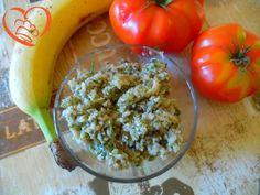 Pesto con gambi di finocchi http://www.cuocaperpassione.it/ricetta/c5301f4c-9f72-6375-b10c-ff0000780917/Pesto_con_gambi_di_finocchi