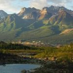 Wrangell-St Elias is America's largest national park. P.S. it's bigger than Switzerland! Oh my!